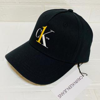 Calvin Klein - 【2020年新作★ラスト1点】カルバンクラインキャップ 帽子