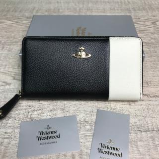 Vivienne Westwood - Vivienne Westwood◆ レザー ラウンドファスナー 長財布