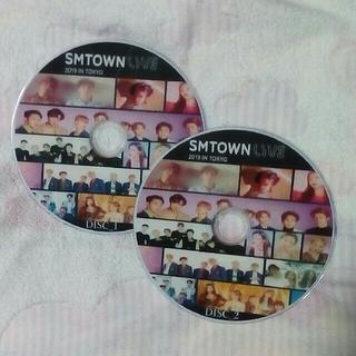 トウホウシンキ(東方神起)の SMTOWN  LIVE  IN TOKYO DVD二枚組 値下げしました(アイドル)