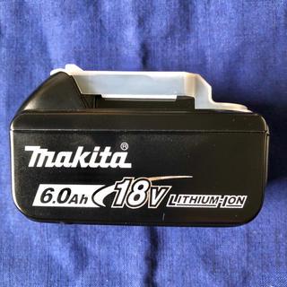 マキタ(Makita)の◆新品 純正◆ マキタ バッテリー BL1860B A-60464 18V(バッテリー/充電器)