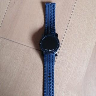 タッチ式 腕時計 ジャンク(腕時計(デジタル))