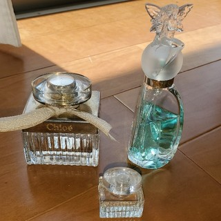 クロエ(Chloe)のChloeオーデパルファム ANNA SUIシークレットウィッシュ 香水(香水(女性用))