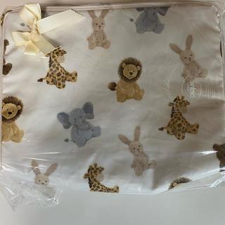 gelato pique - ジェラートピケ アニマル オムツ収納ボックス おむつ収納ボックス