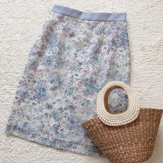 Apuweiser-riche - アプ♡レースタイトスカート
