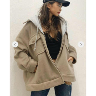 ジェイダ(GYDA)のジェイダ  新品 Wフェイスオーバーサイズジャケット(その他)