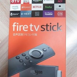 Amazon Fire TV Stick アマゾンファイヤースティック第2世代