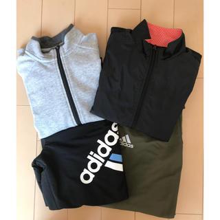 adidas - アディダス 140上下セット