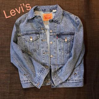 リーバイス(Levi's)の新品‼︎リーバイス デニムジャケット レディース(Gジャン/デニムジャケット)