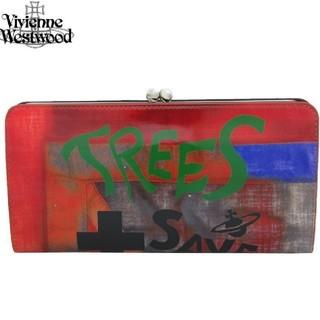 Vivienne Westwood - Vivienne Westwood(ヴィヴィアンウエストウッド)がま口長財布