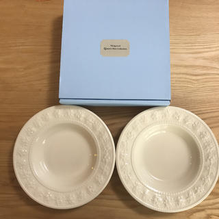 WEDGWOOD - ウェッジウッド Queen's  ware Collection 2枚セット