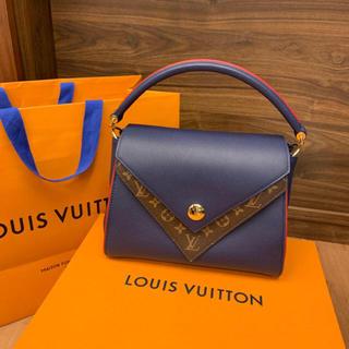 LOUIS VUITTON - 新作/新品43万品 ルイヴィトン M55022 ドゥブルV 2wayバッグ 箱完