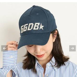ドゥーズィエムクラス(DEUXIEME CLASSE)の☆GOLDEN GOOSE GGDB CAP☆(キャップ)