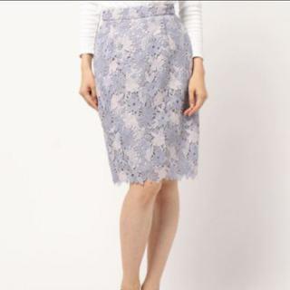 PROPORTION BODY DRESSING - 新品 新作 プロポーションボディドレッシング  ケミカル  レース スカート