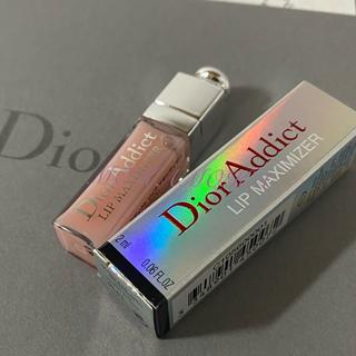 Dior - ディオール♡ リップマキシマイザー 001 ピンク ミニサイズ♡