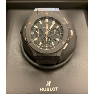 ウブロ(HUBLOT)の未使用¥182万品 ウブロ ビッグバン ブラックマジック 301.CI.1770(腕時計(アナログ))