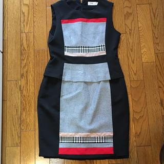 GRACE CONTINENTAL - WRjoias ドレス ワンピース  クリーニング済