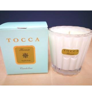 トッカ(TOCCA)のアロマキャンドル【TOCCA】(キャンドル)