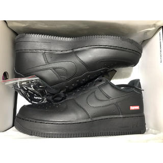 NIKE - supreme air force1 27cm