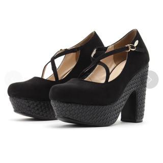 イートミー(EATME)の【クーポン使用可】EATME パンプス24-24.5(靴/ブーツ)
