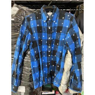 ユニフォームエクスペリメント(uniform experiment)のuniform experiment UE ネルシャツ サイズ 1(シャツ)