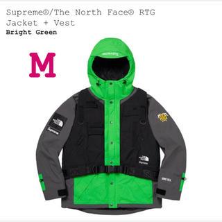 Supreme - supreme North Face RTG jaket+vest