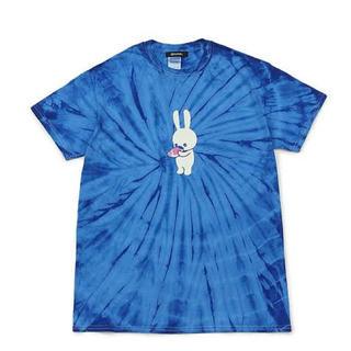 CUNE - CUNE 生肉Tシャツ Lサイズ タイダイ
