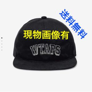 W)taps -  T-6H 03 / CAP. COTTON. TWILL WTAPS 20SS