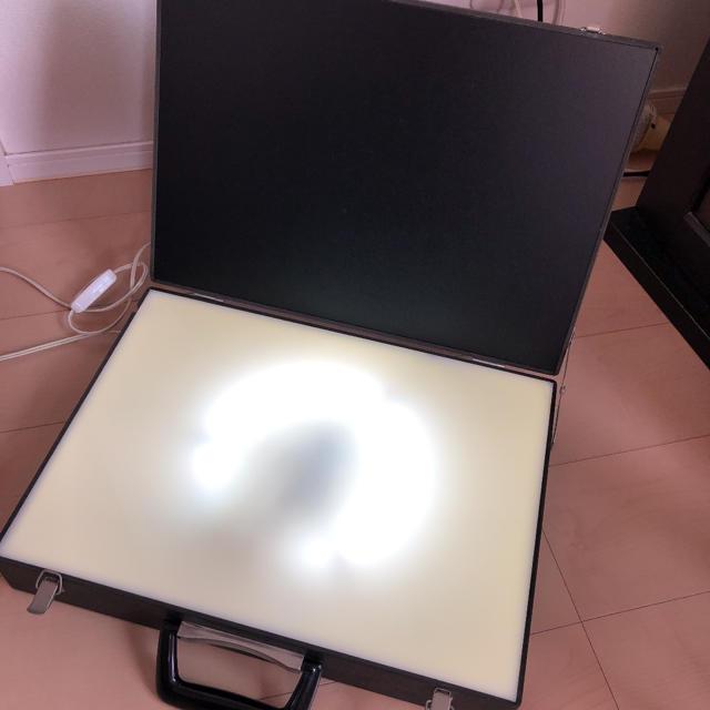 書道 ライト エンタメ/ホビーのアート用品(書道用品)の商品写真