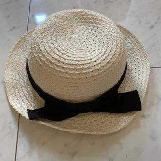 petit main - プティマイン  麦わら帽子