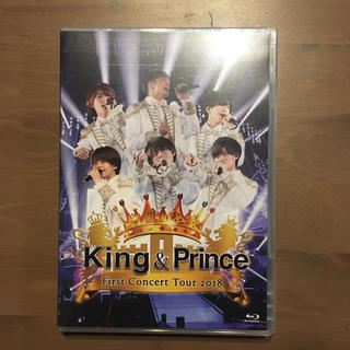 Johnny's - King & Prince FirstConcertTour 2018(通常盤)