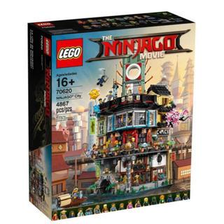 レゴ(Lego)のLEGO ニンジャゴー シティ レゴニンジャゴー 70620 新品未使用品 (模型/プラモデル)