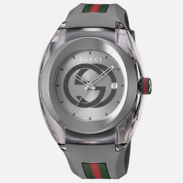 ピアージュ 時計 スーパー コピー - GUCCI 腕時計 メンズ グレーの通販