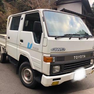 トヨタ - 平成6トヨタダブルキャブ