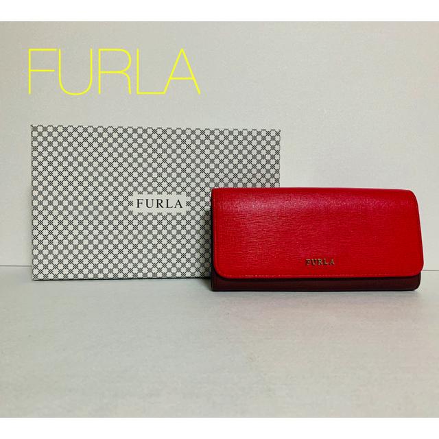 Furla -  フルラ 長財布  PRADA、VUITTON、セリーヌ、GUCCI、Chloeの通販