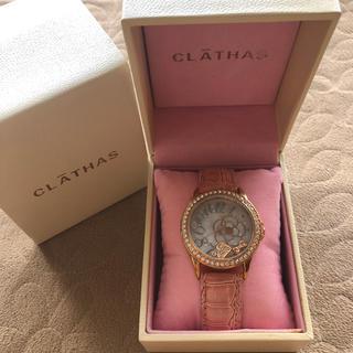 CLATHAS - CLATHAS クレイサス レディース 腕時計