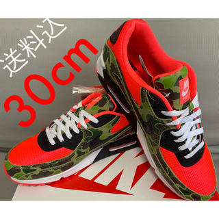 NIKE - 【緊急入荷】NIKE AIR MAX 90 SP DUCK CAMO 30cm