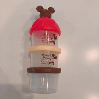 ディズニー(Disney)のディズニー ミッキー  ミルクケース 粉ミルク(哺乳ビン)