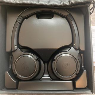 オーディオテクニカ(audio-technica)のATH-SR50BT ヘッドホン(ヘッドフォン/イヤフォン)