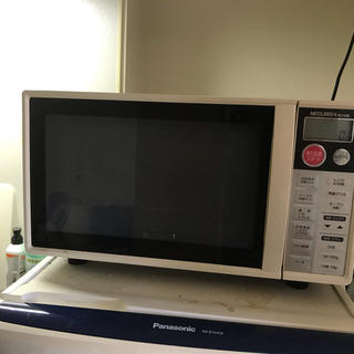 ミツビシデンキ(三菱電機)の三菱オーブンレンジ RO-ES5-W 2008年製(電子レンジ)