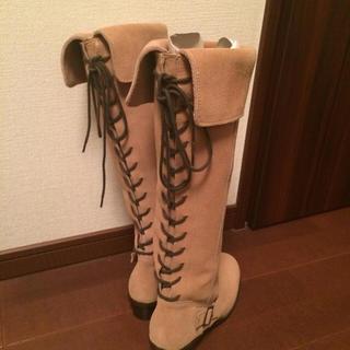 オゥバニスター(AU BANNISTER)のAU BANNISTER 37 ブーツ(ブーツ)