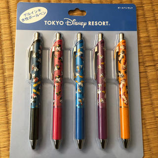 Disney - ディズニー🐭👑ボールペンセット