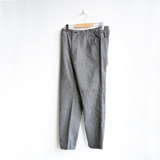 UNUSED - STILL BY HAMD Cotton Linen Eazy Pants