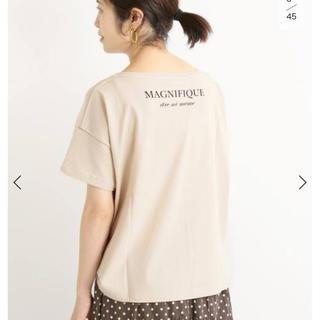 IENA - 新品タグ付き イエナ IENA BACK ロゴTシャツ