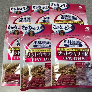 コバヤシセイヤク(小林製薬)のreeさん専用 ナットウキナーゼ 6袋または3袋(その他)