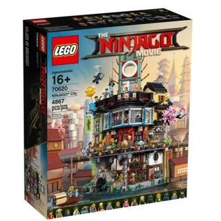 Lego - レゴ LEGO ニンジャゴー シティ レゴニンジャゴー 70620 新品未開封