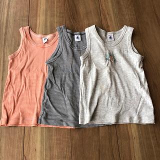 PETIT BATEAU - ランニングシャツ