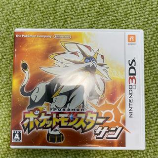 ニンテンドー3DS - ポケットモンスター サン 3DS