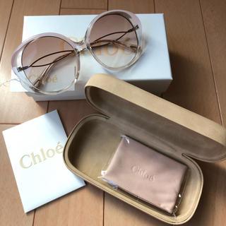 Chloe - 新品同様 Chloe (クロエ) サングラス バタフライ 大きめ