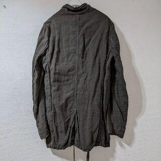 アンダーカバー(UNDERCOVER)の美品 アンダーカバー イズム ユーズド加工 ジャケット M(テーラードジャケット)