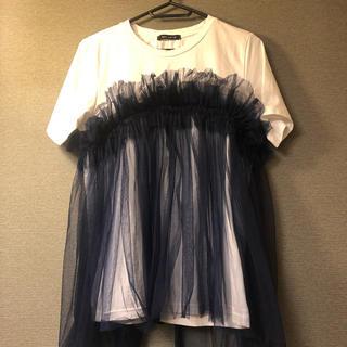 Narcissus - ギャレリー☆チュールTシャツ